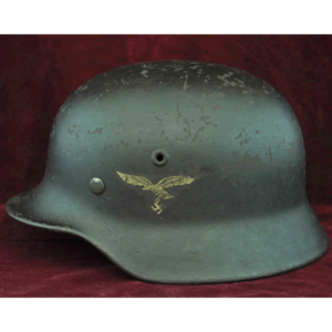 german_helmet_m40_single_decal_luftwaffe_trapizoid - 1