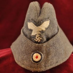 Luftwaffe EM/NCO Overseas Hat