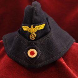 Kreigsmarine EM/NCO Overseas Hat