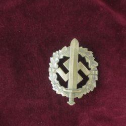 SA Sports Badge in Bronze