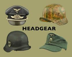 (B) Head Gear