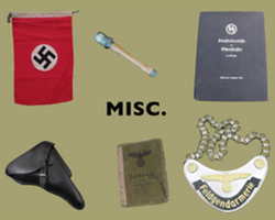 Misc. Items