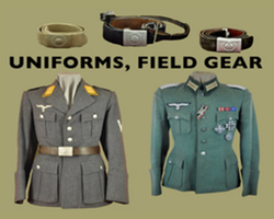 (C) Uniforms, Field Gear