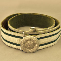 Heer Officer Brocade Buckle and Belt