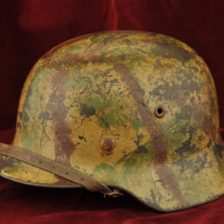 Camouflage Helmets