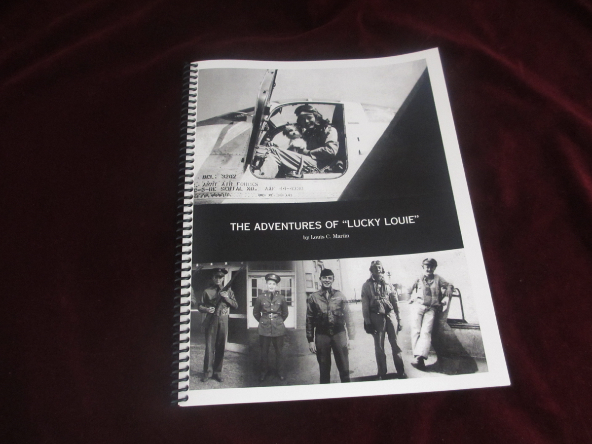 Lucky Louie war Journal