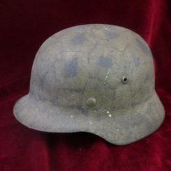 M35 Textured Ex Wire Camouflage Helmet