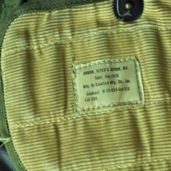 US Flight Flak Vest