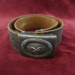 Luftwaffe Belt and Buckle