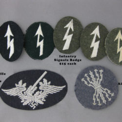 Maintenance, signals, medical patches