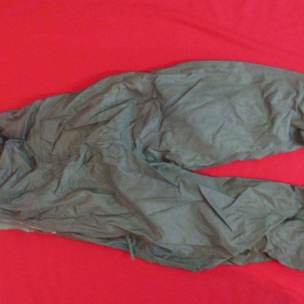 USAF heated flight suit