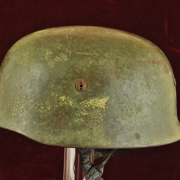 M38 DD German Paratrooper helmet