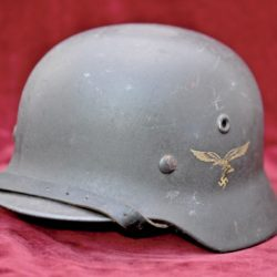 M40 single decal luftwaffe helmet