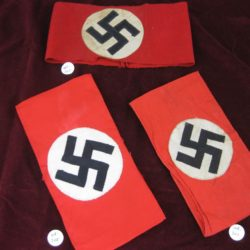 NSDAP Party Armbands