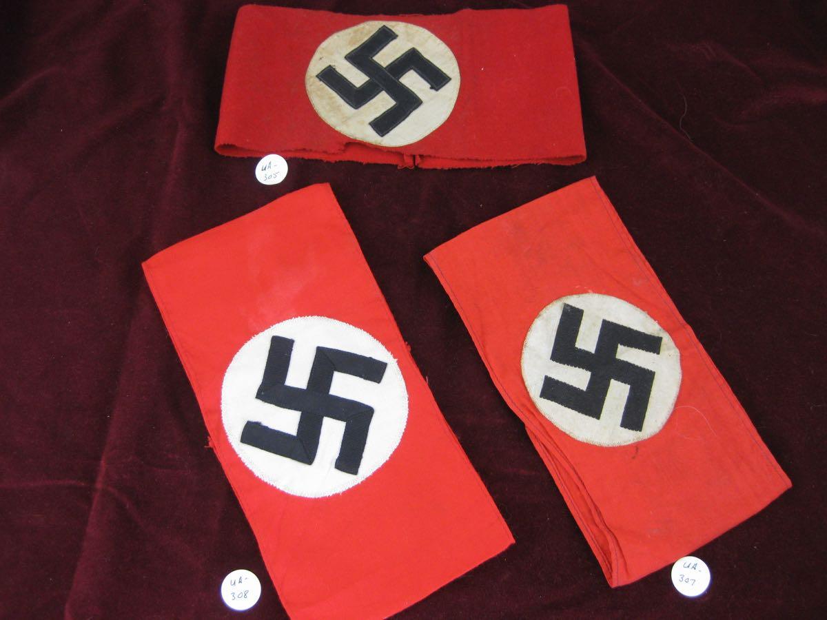 NSDAP Party Armbands