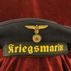 Kreigsmarine Sailors Cap