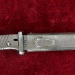 K98 German Combat Bayonet