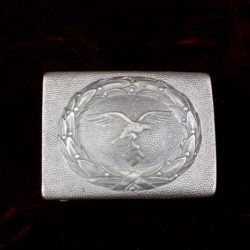 Luftwaffe Aluminum Belt Buckle