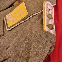 IDed Custom Luftwaffe Officers Tunic