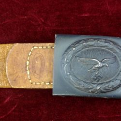 Luftwaffe Belt Buckle and Tab