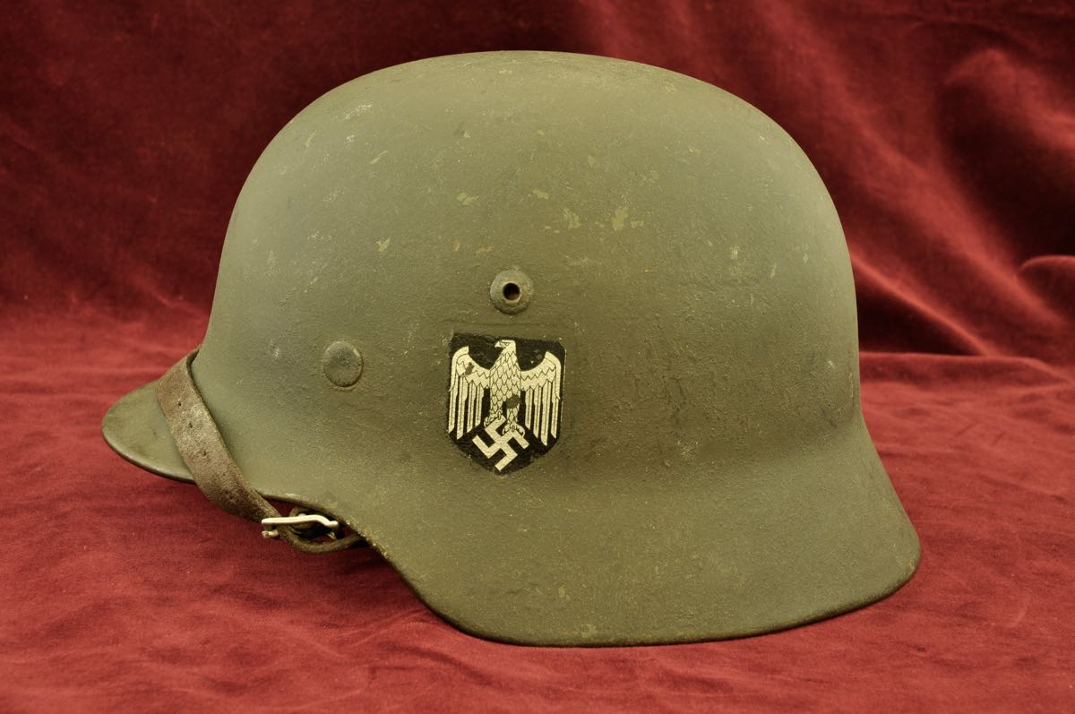 M35 Single Decal Reissue Helmet