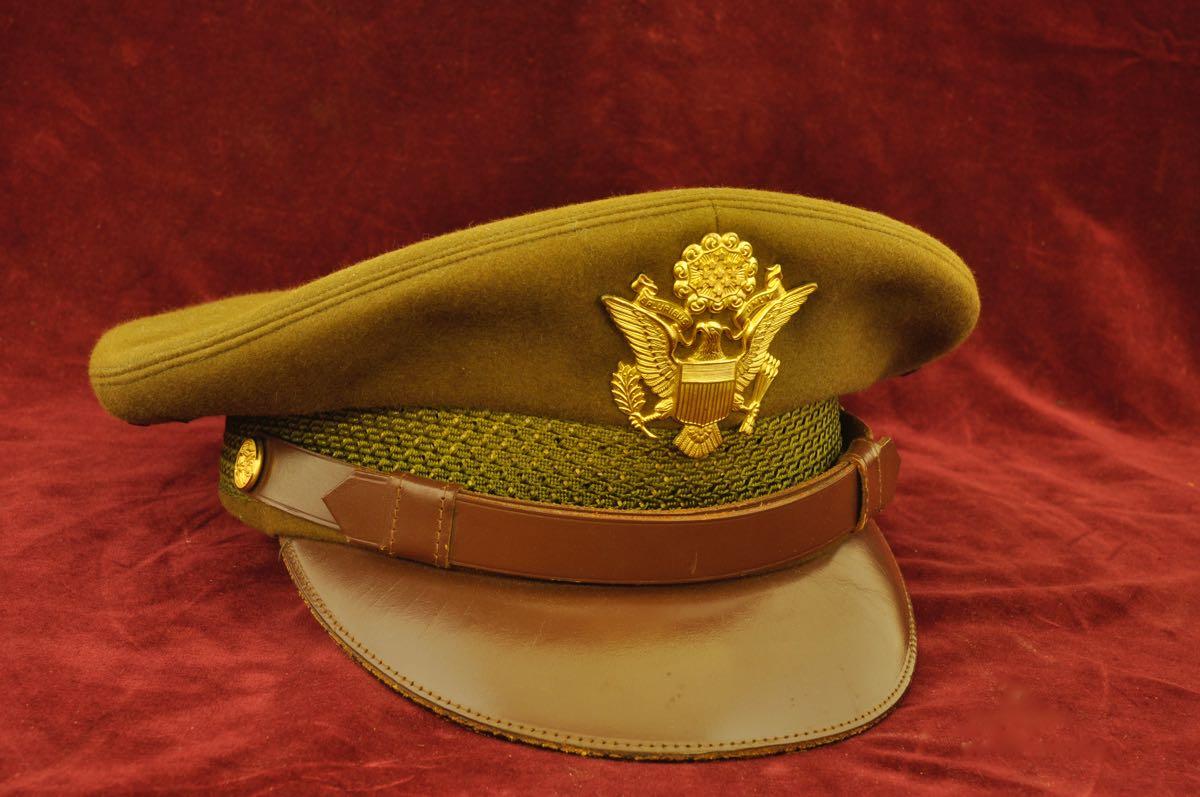 USAAF Officers Visor Cap