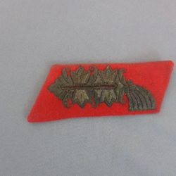 German Generals collar tab