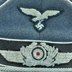 German Luftwaffe Officers Visor