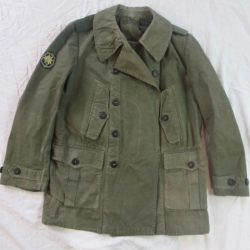 german_Mountain Troops Summer Jacket