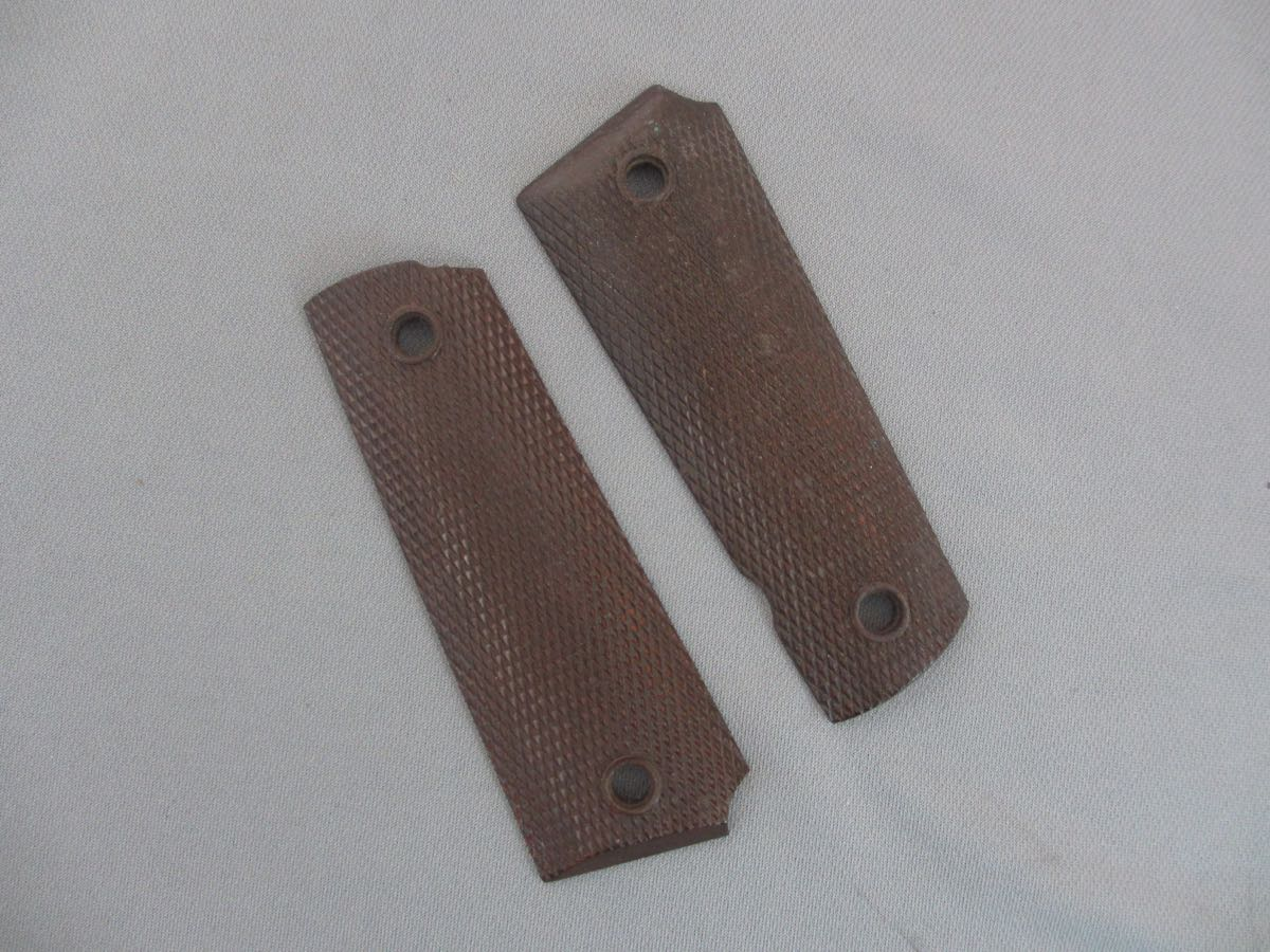 US 1911 45 caliber Pistol grips