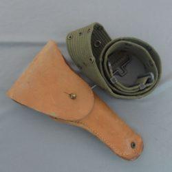 US 1911 45 pistol Holster and belt