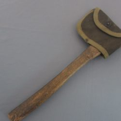 United States Army Issue Hatchet and Carrier