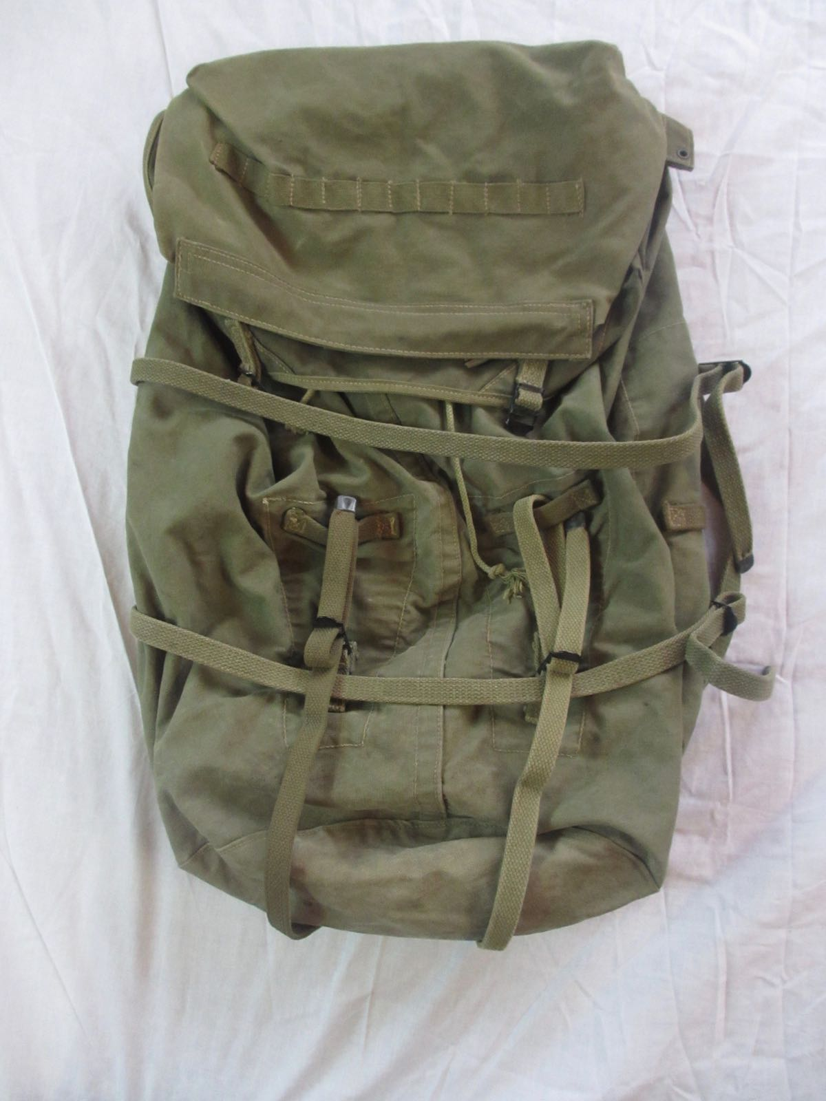US 1943 Jungle Back Pack
