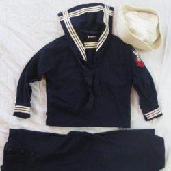 USN Kiddie Uniform