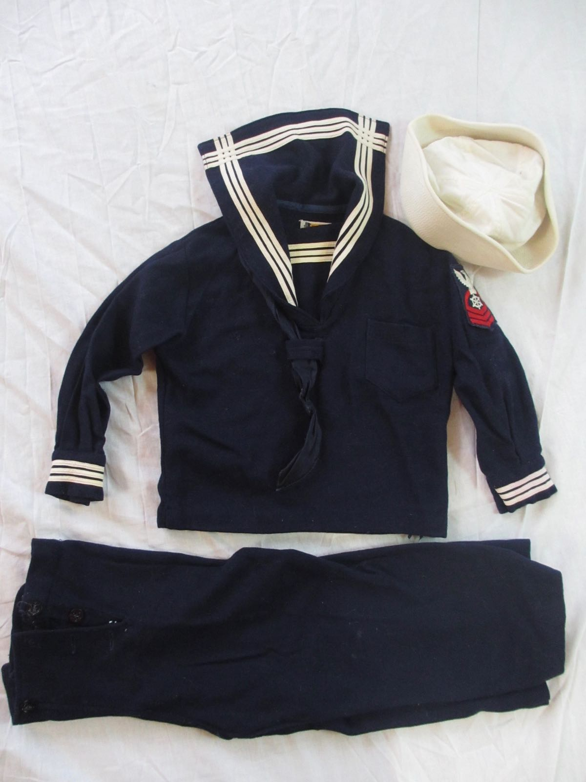 USN Kiddie Uniform
