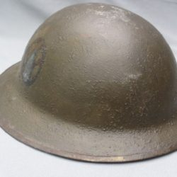 US 1917 89th Division Helmet