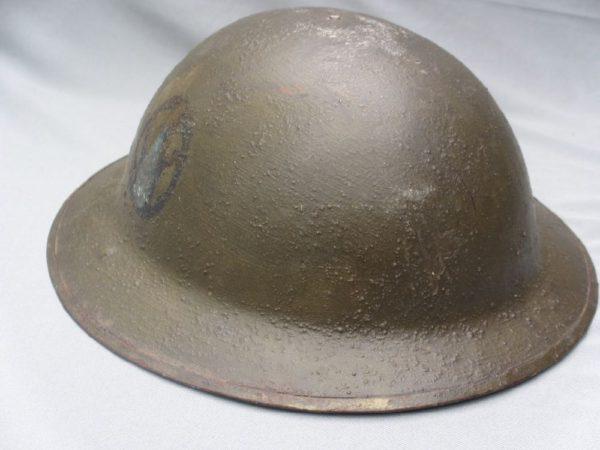 US 1917 89th Division Helmet
