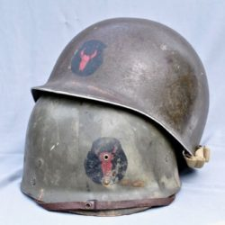 US M1 34th Division Helmet