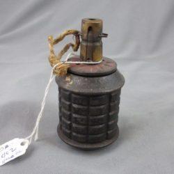 Japanese type 97 hand grenade