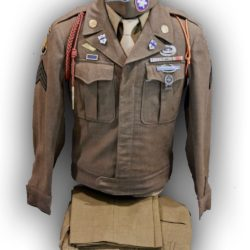 US 82nd AB, 325th Glider Infantry Uniform