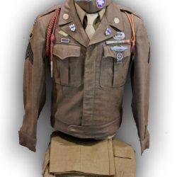 US 82nd AB, 325th Glider Infantry Uniform