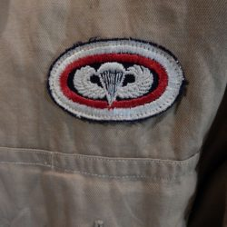 US Dress Shirt for Airborne Command
