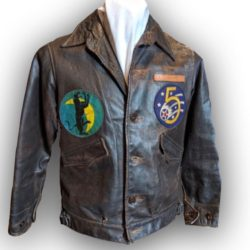345th Bomber Group Ided A2 Jacket