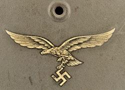M 40 Single Decal Luftwaffe Helmet