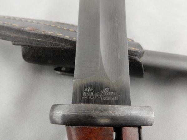 Commercial K98 Bayonet by Alcosa