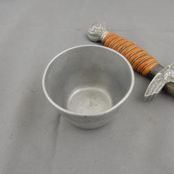 Luftwaffe Aluminum Cup