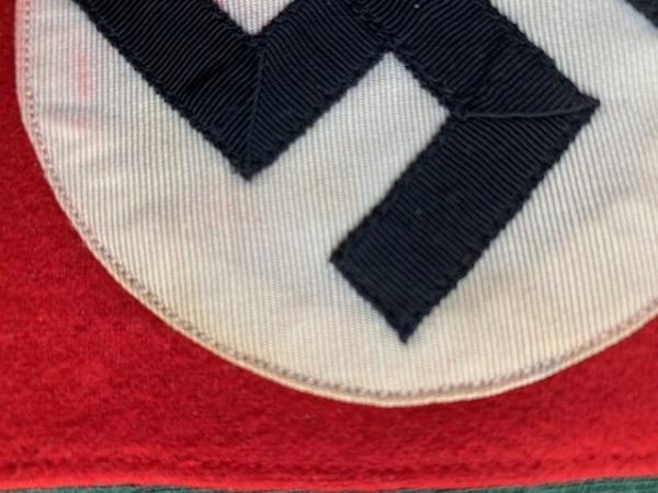 NSDAP Armband (not sewn)
