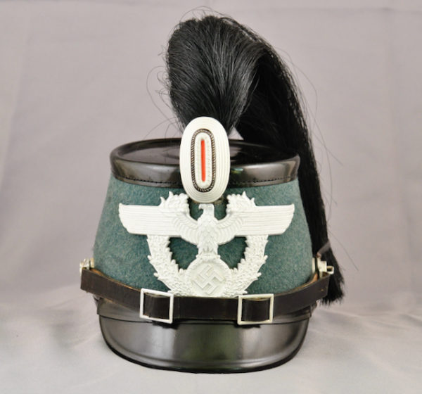 German Municipal Police Shako