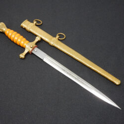 Kriegsmarine Officers Dress Dagger by WKC