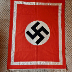 NSDAP Fringed Podium Banner